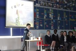 Year 4 Easter assembly photos