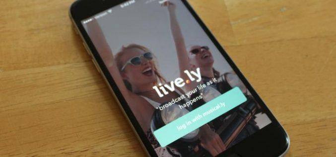 Live.ly website concerns