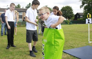 Early Years Sports Day 2017