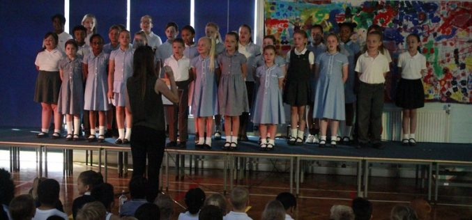 Video: Choir Assembly 2017