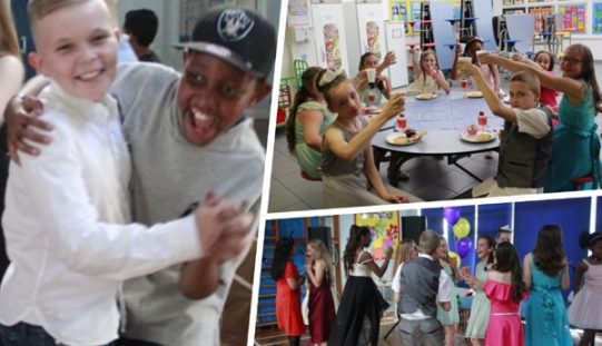 Photos of Year 6 Leavers Disco 2017