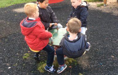 Nursery Owls trip to Wythall Park