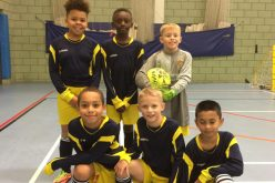 Year 5/6 football tournament results