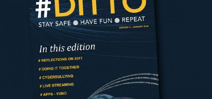 Online safety magazine for parents