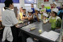 Bells Farm take part in 'City Kitchen Live'