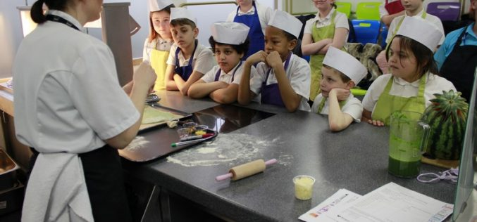 Bells Farm take part in 'City Kitchen Live'
