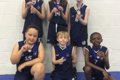 Bronze for basketball team