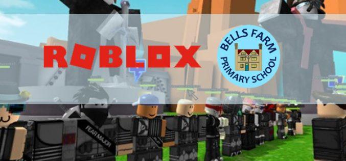 Online safety concerns regarding Roblox