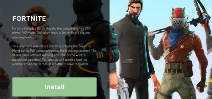 Online safety concerns regarding Fortnite