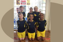 Year 4 hockey team secure silver medals