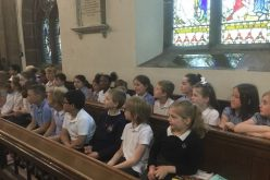 Photos of Year 3's trip to St Nicholas church