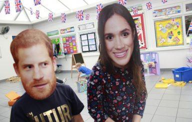 Royal Wedding celebrations
