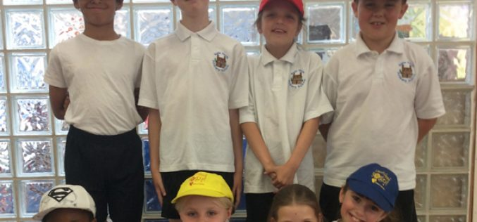 Year 4 take part in athletics competition