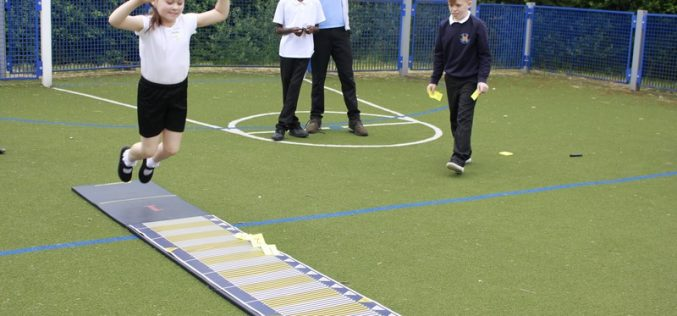 KS1 Sports Day photos