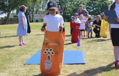 Early Years Sports Day 2018