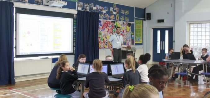 Year 5 Computing Inspire Workshop