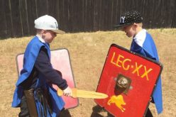 Photos of Year 4's trip to Lunt Roman Fort