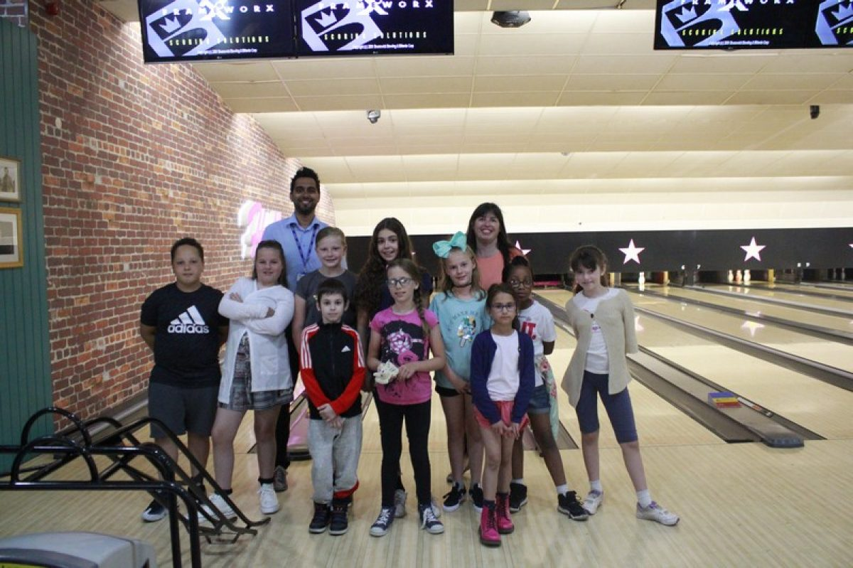 Digital Council bowling treat