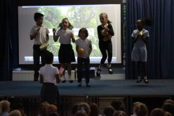 Video: Year 2 'Rainforest' assembly
