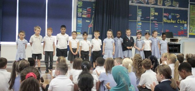 Photos: Behaviour Awards Assembly