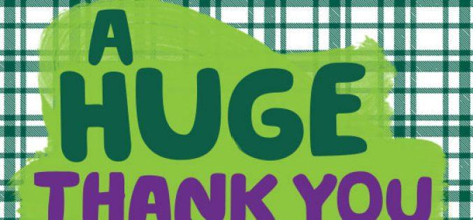 Thank you! We raised £259.73 for Macmillan