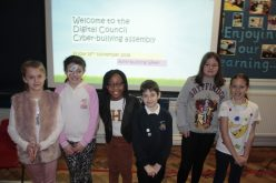 Video: Digital Council take part in cyber-bullying assembly