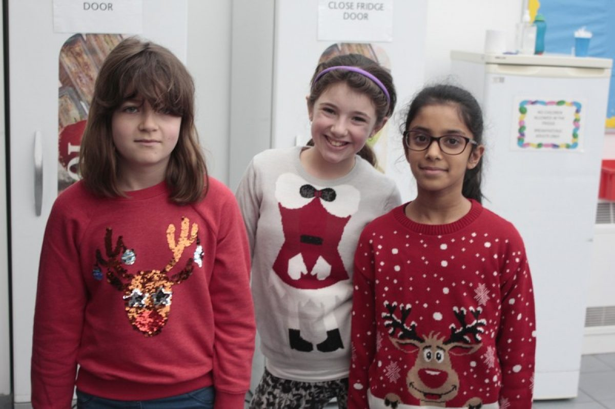 Christmas Jumper Day & Lunch