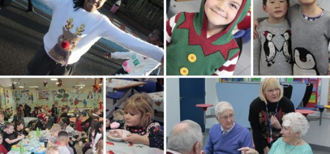 Photos: Christmas Jumper Day & Lunch