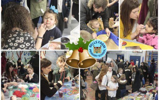 Photos of the Christmas Fayre 2018