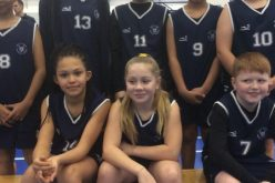 Year 5 and 6 take part in basketball tournament