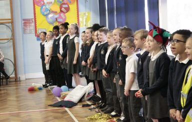 Year 3 Mothers Day assembly
