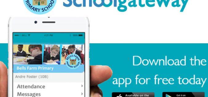 School Gateway – New app for parents