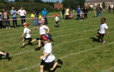 Early Years Sports Day 2019
