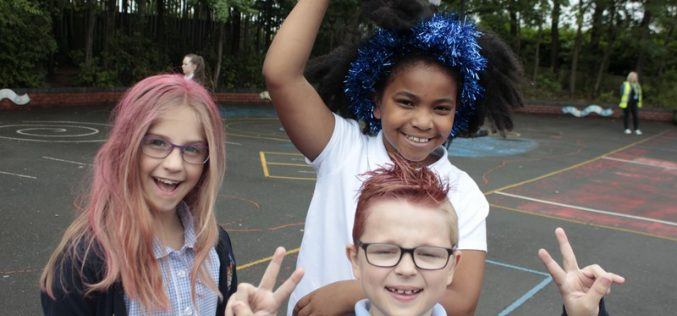 Photos: It's Mad Hair Day!!