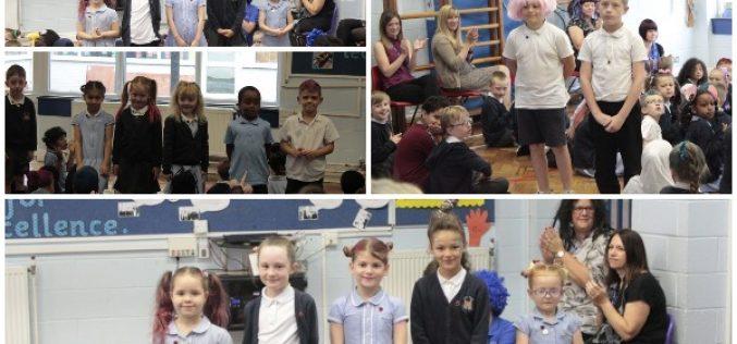 Photos: Behaviour Awards Assembly