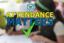 Attendance reminder for parents