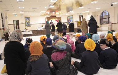 Year 4 Sikh temple trip