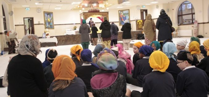 Photos of Year 4 Sikh temple trip